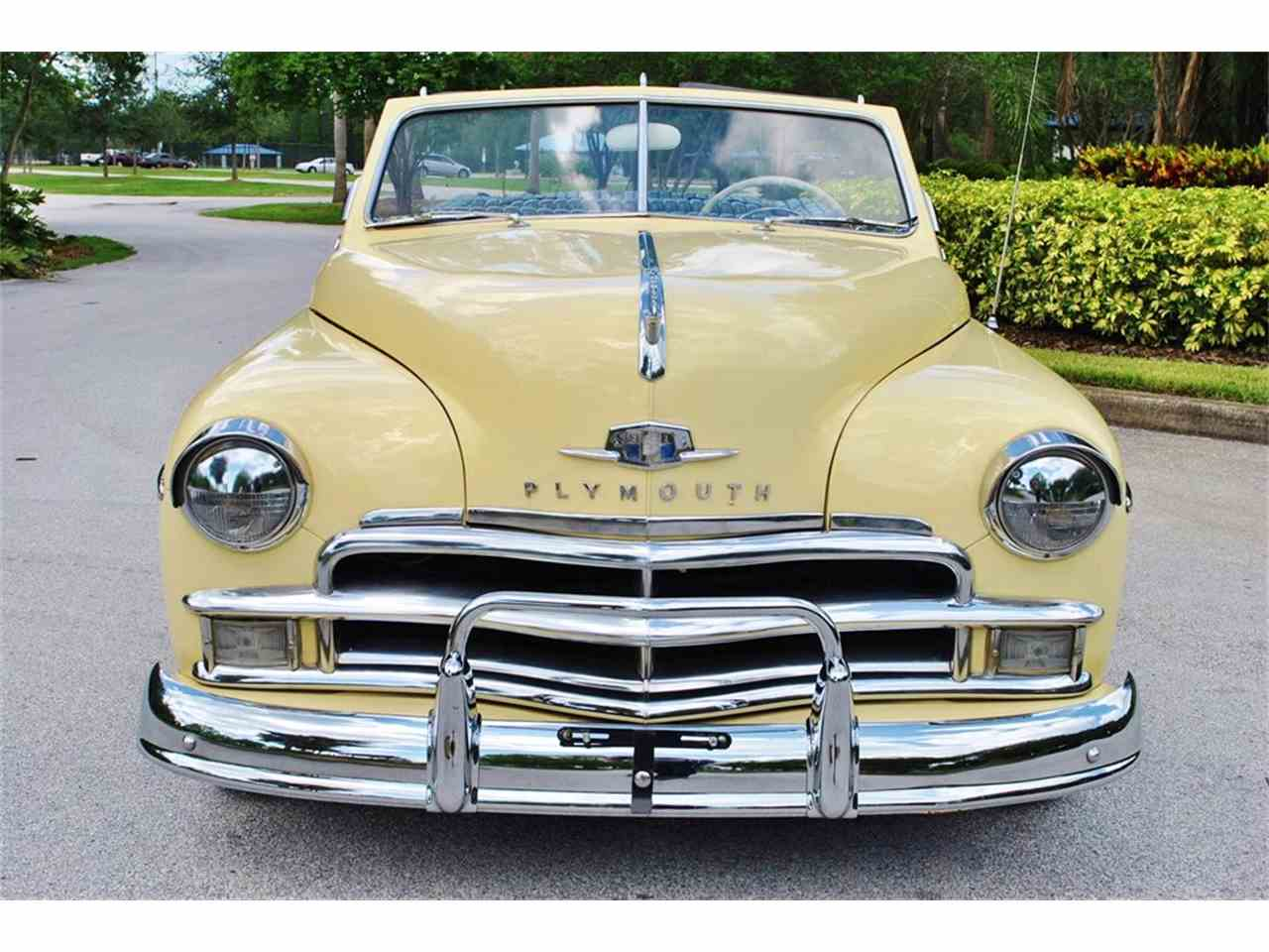 Large Picture of Classic '50 Plymouth Deluxe Offered by Primo Classic International LLC - LCNE