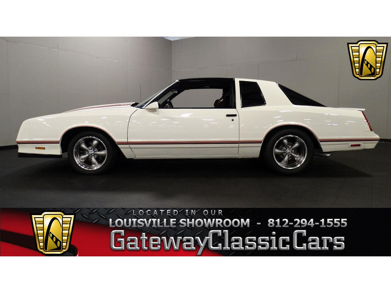 Large Picture of 1987 Chevrolet Monte Carlo - LCNU