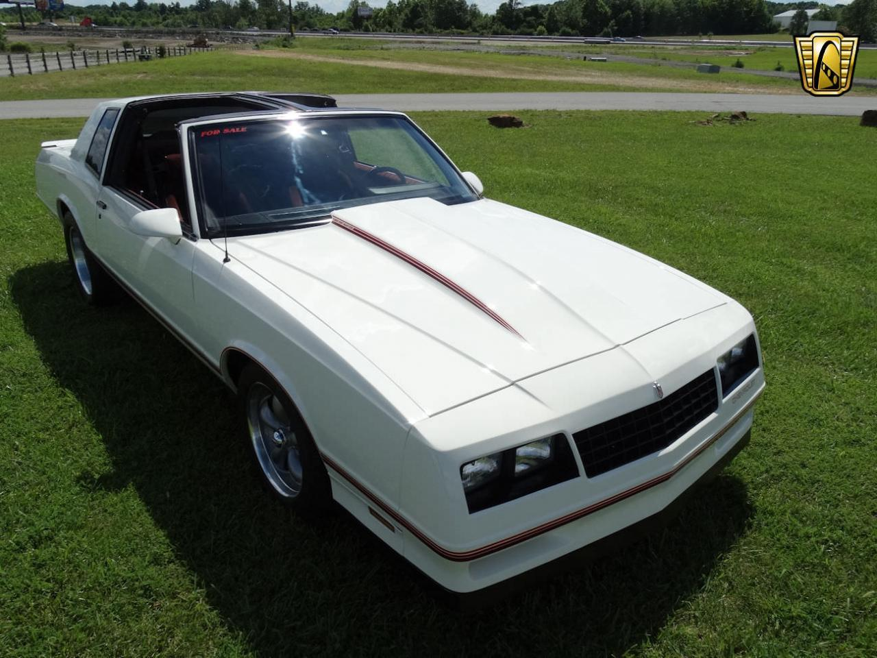 Large Picture of '87 Chevrolet Monte Carlo - LCNU