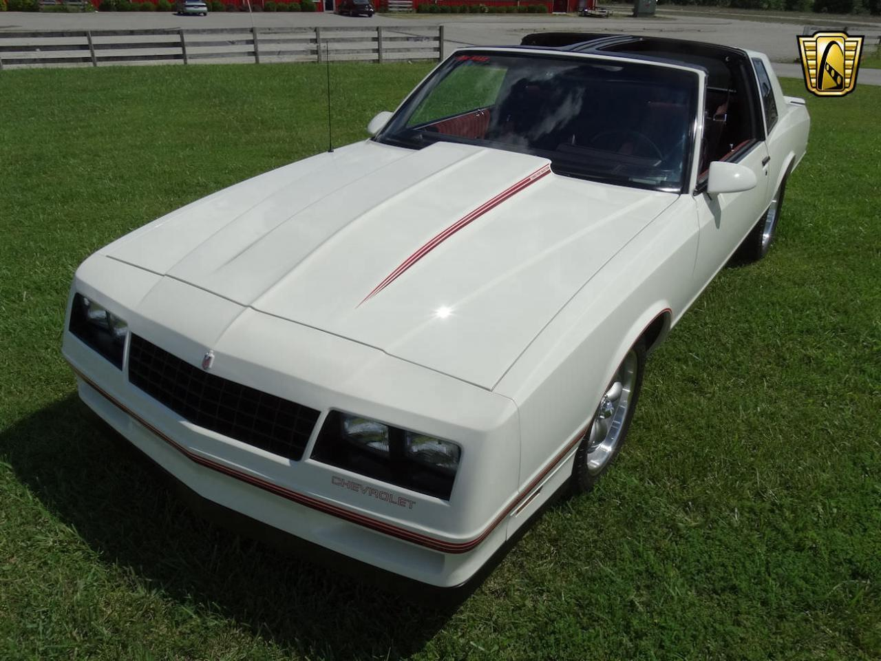 Large Picture of '87 Monte Carlo - LCNU