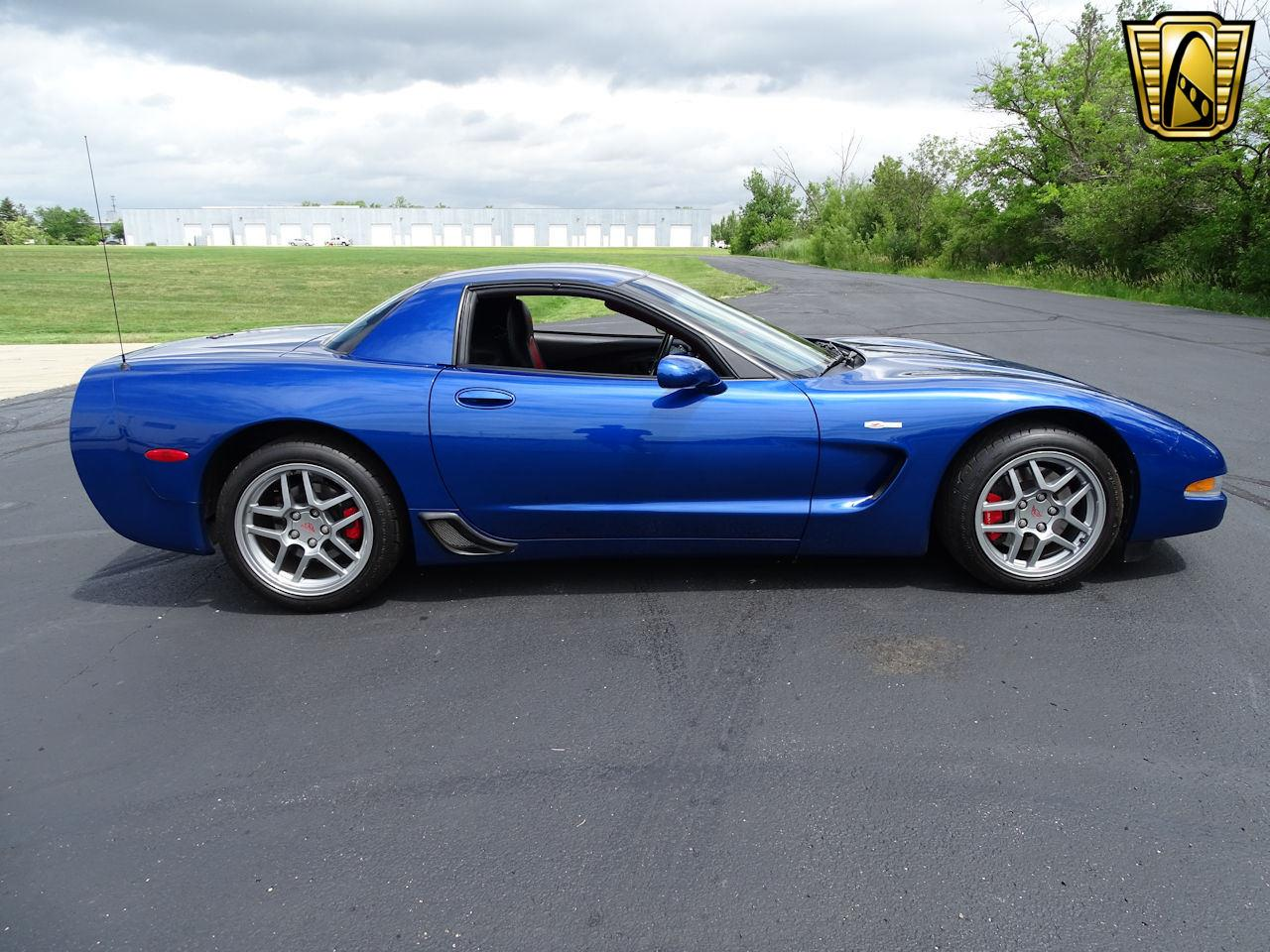 Large Picture of 2002 Chevrolet Corvette located in Indiana - LCNV
