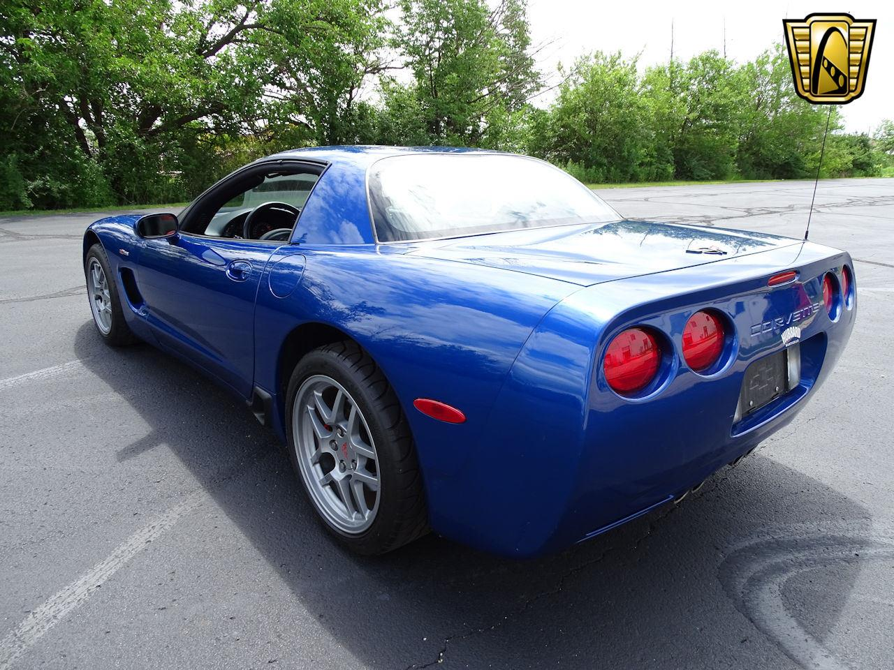 Large Picture of 2002 Chevrolet Corvette Offered by Gateway Classic Cars - Indianapolis - LCNV
