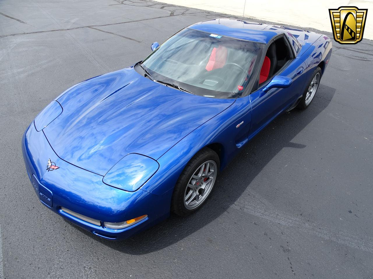 Large Picture of 2002 Corvette - LCNV