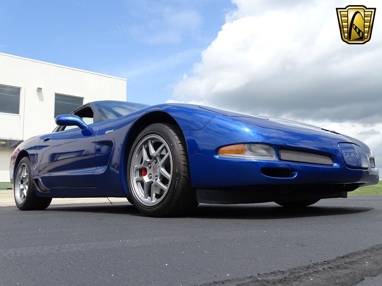 Large Picture of 2002 Chevrolet Corvette located in Indianapolis Indiana - $29,595.00 Offered by Gateway Classic Cars - Indianapolis - LCNV