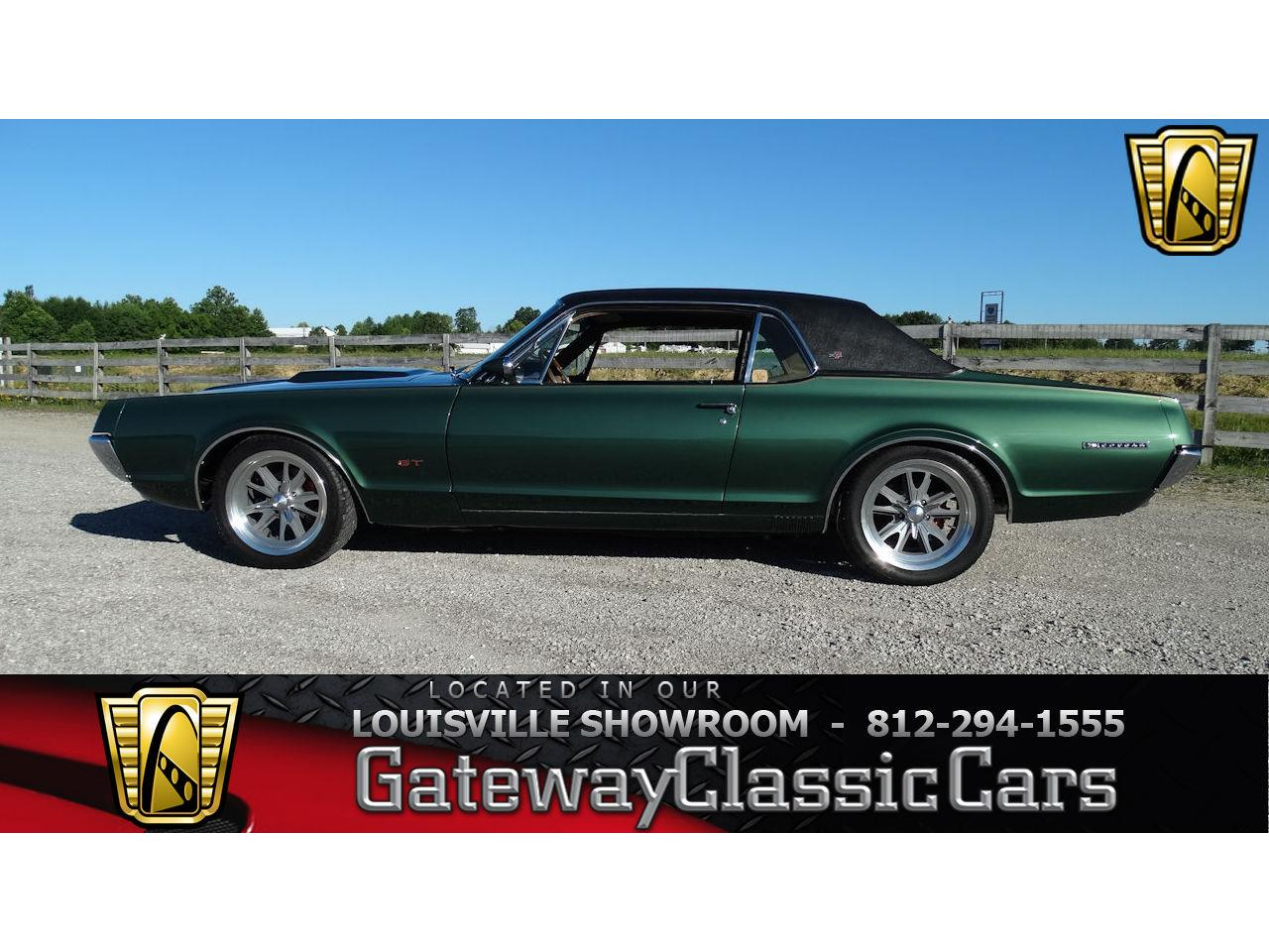 Large Picture of '67 Cougar located in Indiana - $48,595.00 Offered by Gateway Classic Cars - Louisville - LCNW