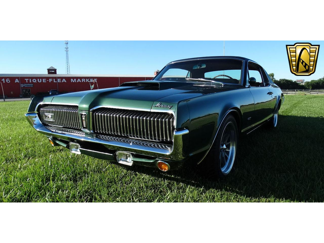 Large Picture of Classic 1967 Cougar located in Memphis Indiana - $48,595.00 Offered by Gateway Classic Cars - Louisville - LCNW