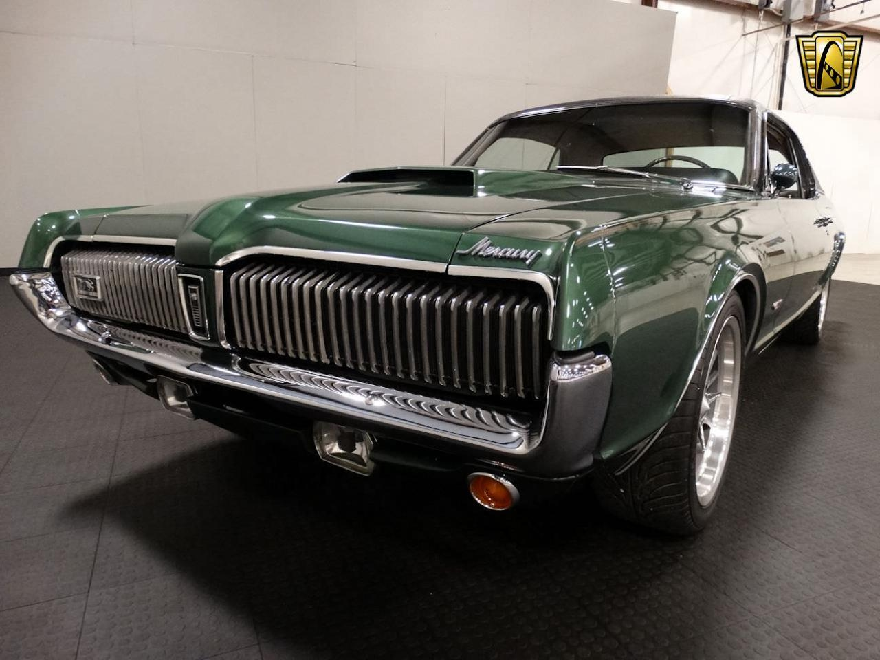 Large Picture of Classic 1967 Cougar - LCNW