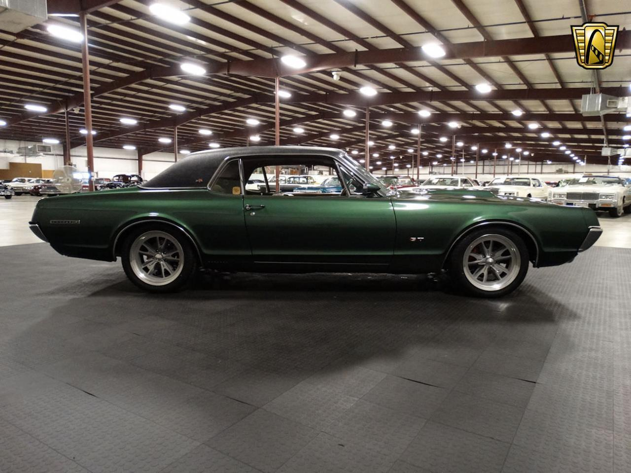 Large Picture of 1967 Mercury Cougar located in Memphis Indiana Offered by Gateway Classic Cars - Louisville - LCNW
