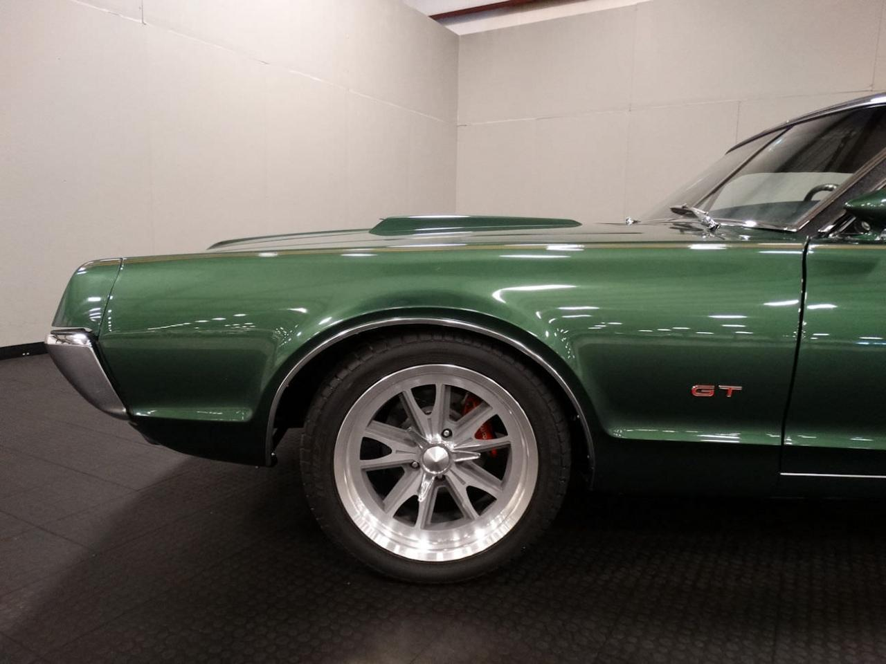 Large Picture of Classic '67 Cougar located in Memphis Indiana Offered by Gateway Classic Cars - Louisville - LCNW