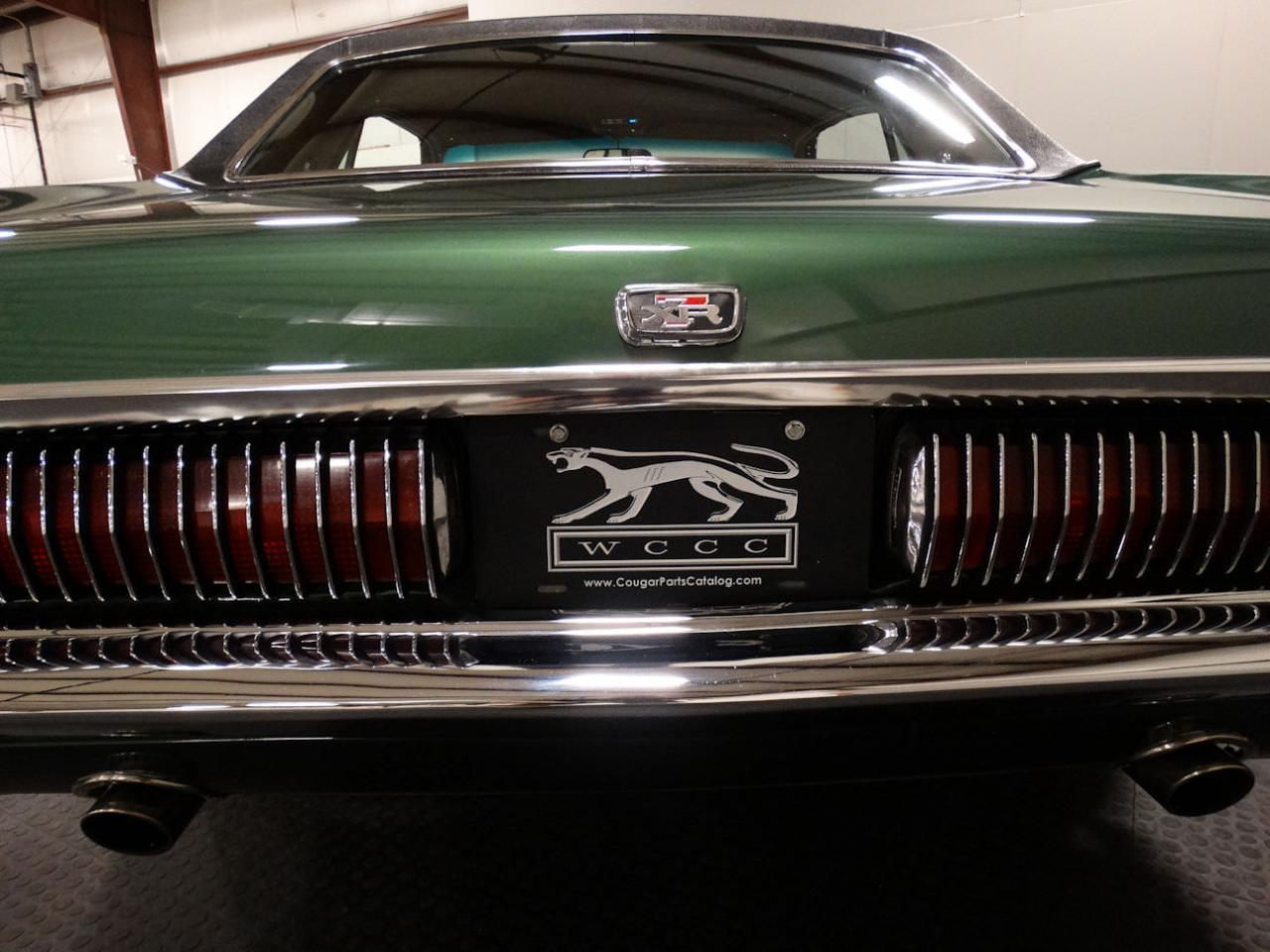 Large Picture of Classic '67 Mercury Cougar located in Memphis Indiana - LCNW