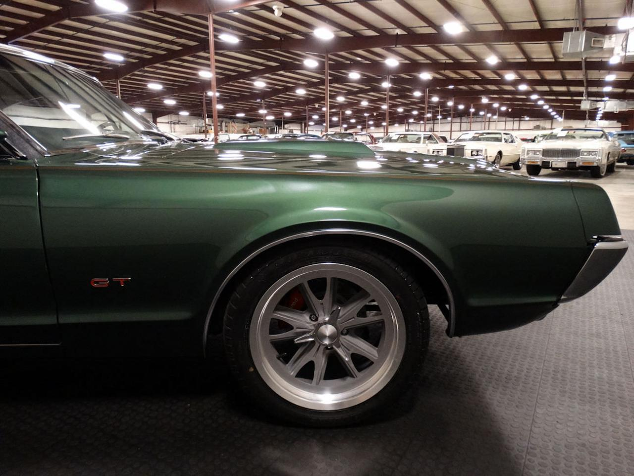 Large Picture of Classic 1967 Mercury Cougar located in Memphis Indiana - LCNW