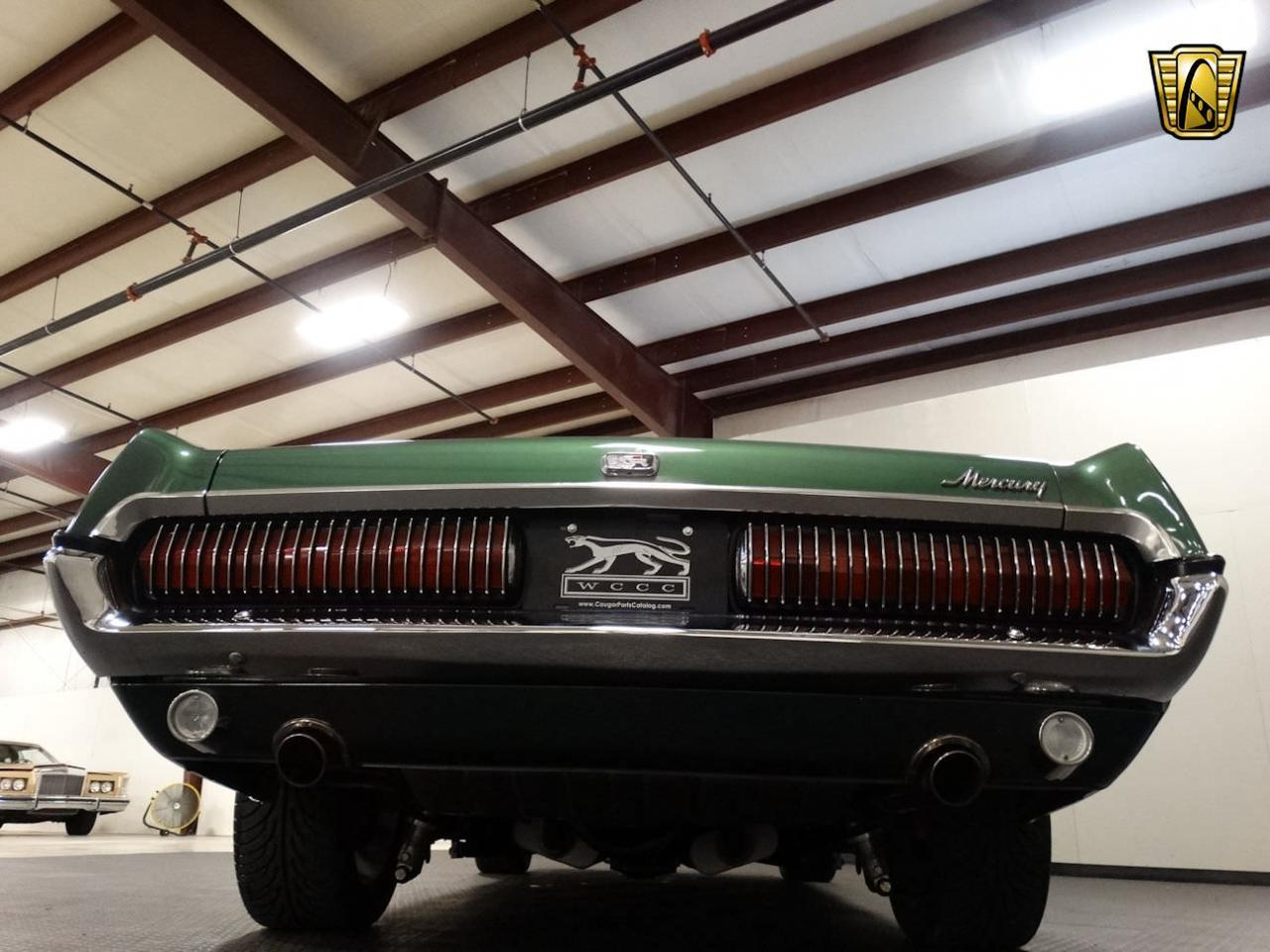 Large Picture of '67 Cougar located in Memphis Indiana Offered by Gateway Classic Cars - Louisville - LCNW