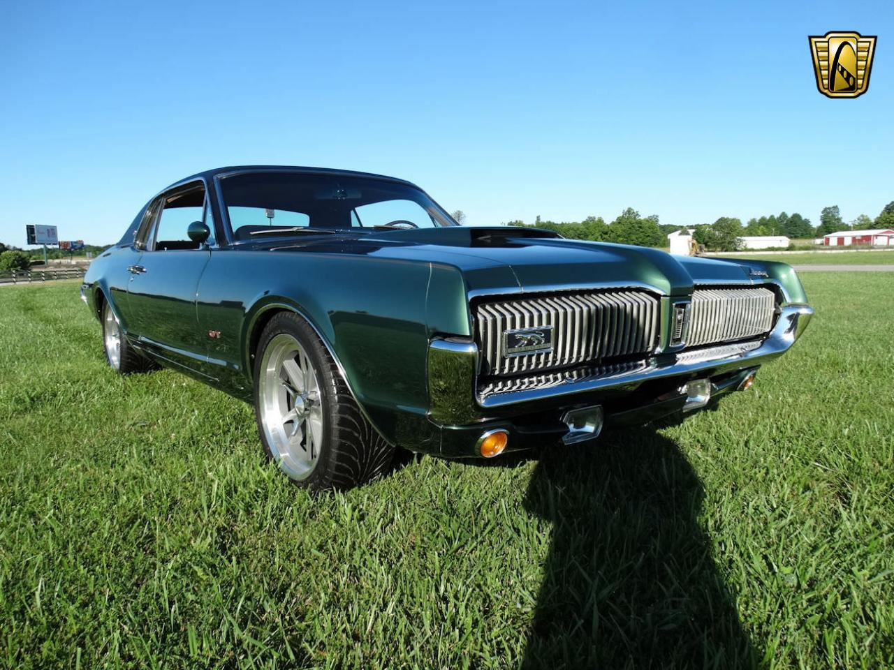 Large Picture of 1967 Mercury Cougar located in Memphis Indiana - $48,595.00 Offered by Gateway Classic Cars - Louisville - LCNW