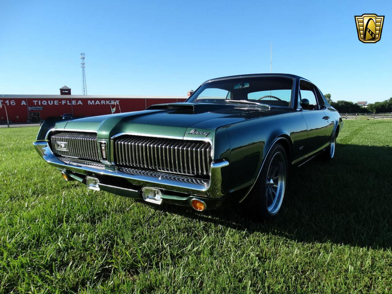 Large Picture of 1967 Cougar Offered by Gateway Classic Cars - Louisville - LCNW
