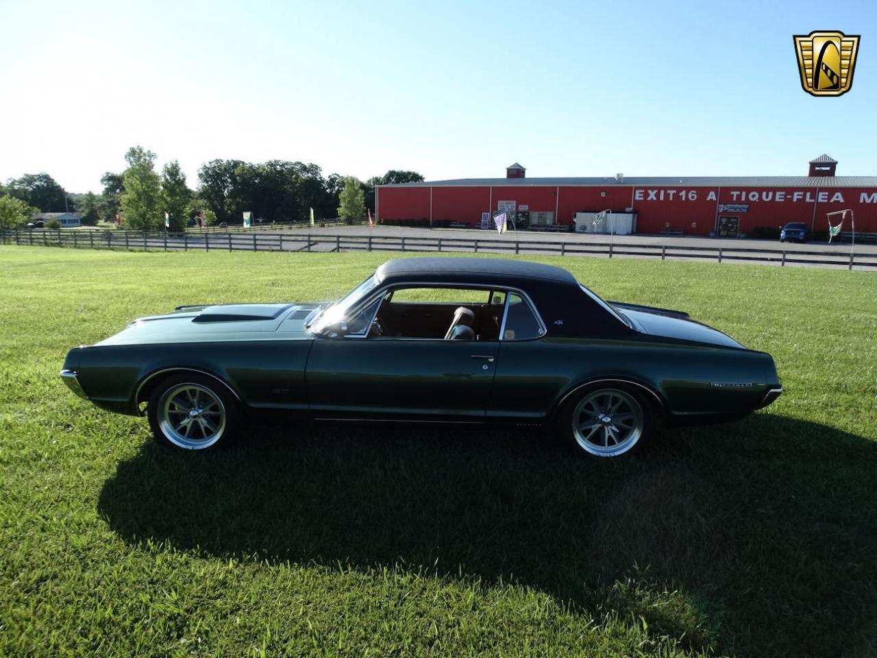 Large Picture of 1967 Mercury Cougar located in Memphis Indiana - LCNW