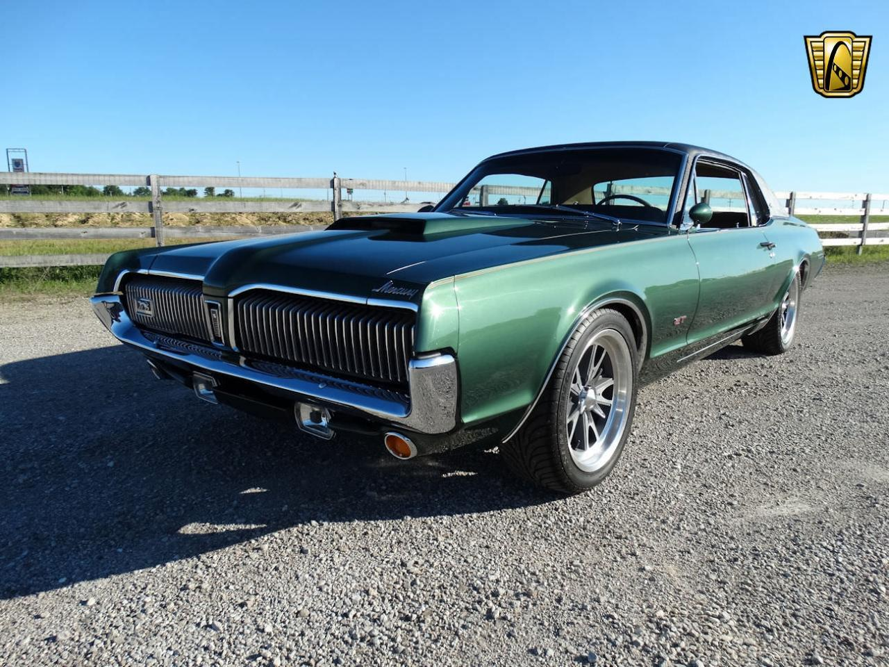 Large Picture of 1967 Mercury Cougar located in Memphis Indiana - $48,595.00 - LCNW