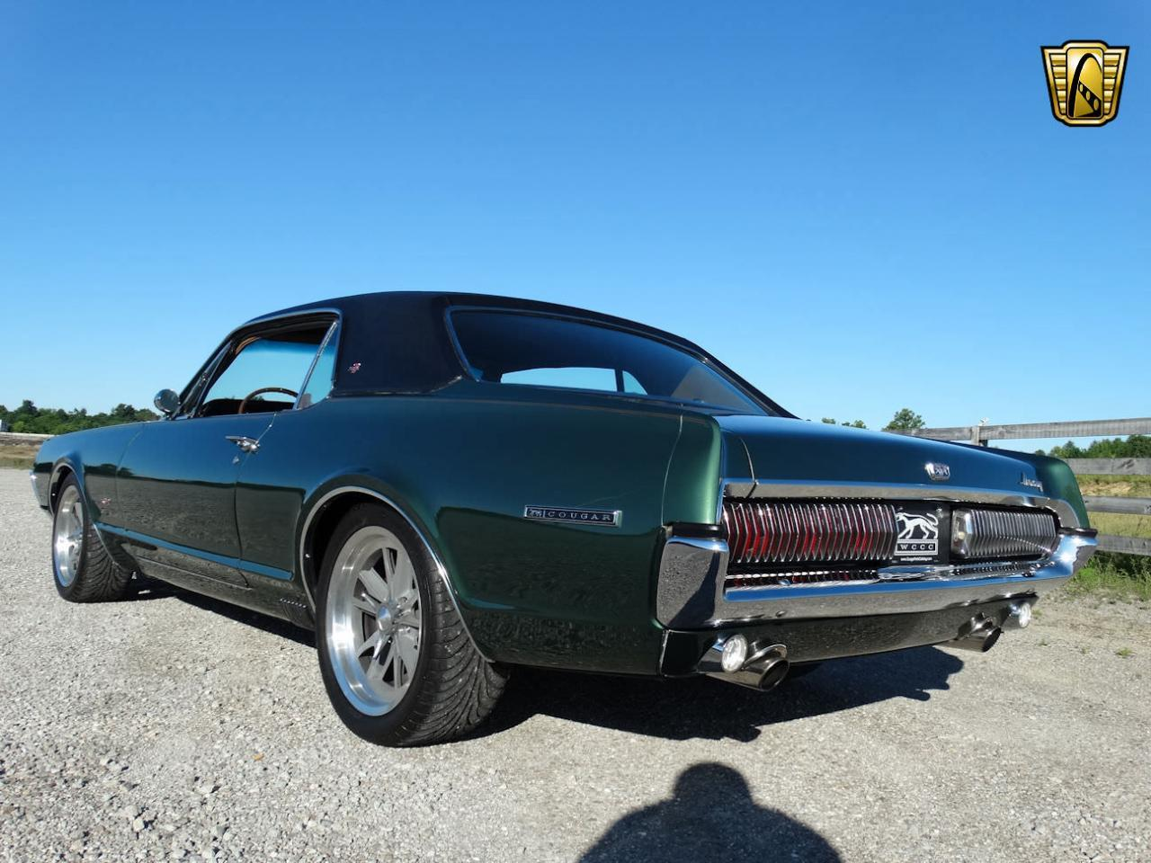 Large Picture of Classic '67 Mercury Cougar located in Memphis Indiana - $48,595.00 - LCNW