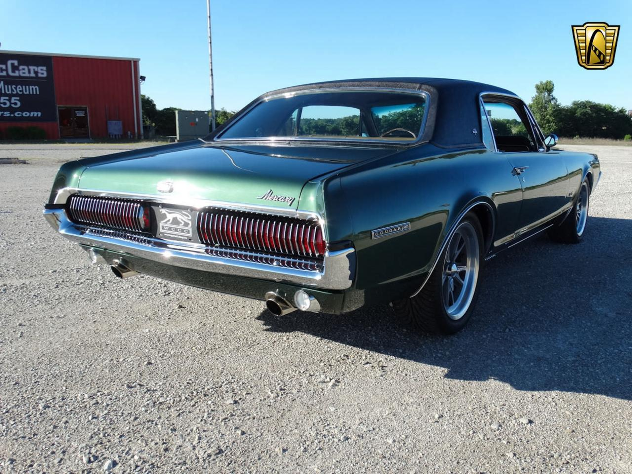 Large Picture of 1967 Mercury Cougar located in Indiana - $48,595.00 Offered by Gateway Classic Cars - Louisville - LCNW