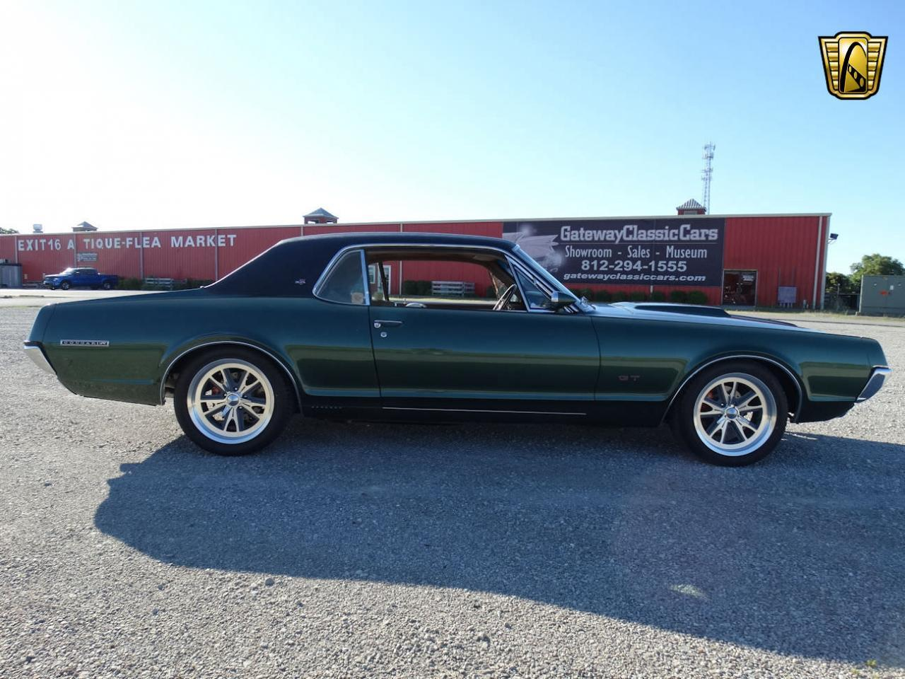 Large Picture of Classic '67 Cougar located in Indiana Offered by Gateway Classic Cars - Louisville - LCNW