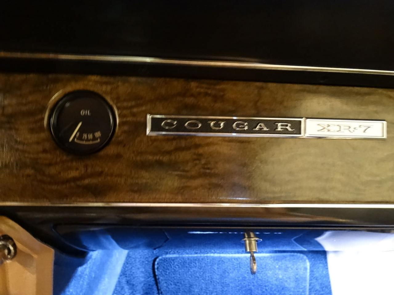 Large Picture of Classic '67 Mercury Cougar located in Memphis Indiana Offered by Gateway Classic Cars - Louisville - LCNW