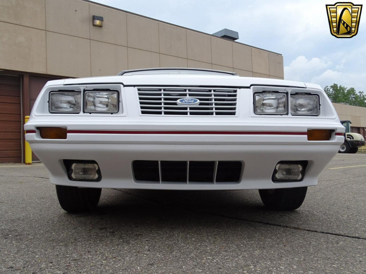 Large Picture of '84 Mustang - LCNY