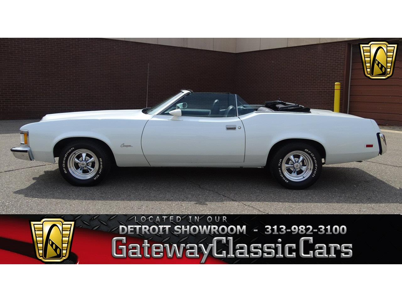 Large Picture of Classic '73 Cougar - LCNZ