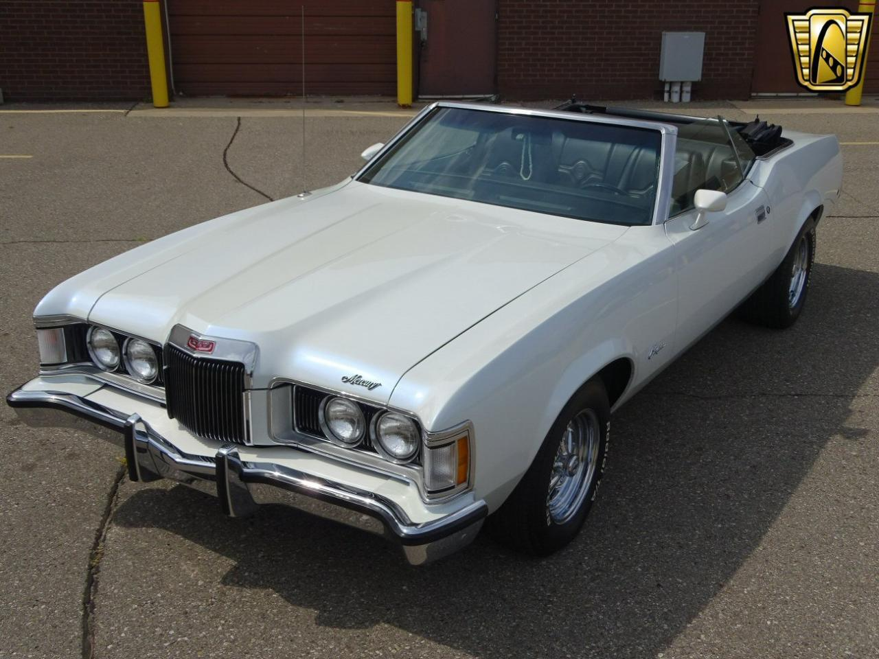 Large Picture of '73 Cougar located in Michigan - $19,995.00 Offered by Gateway Classic Cars - Detroit - LCNZ