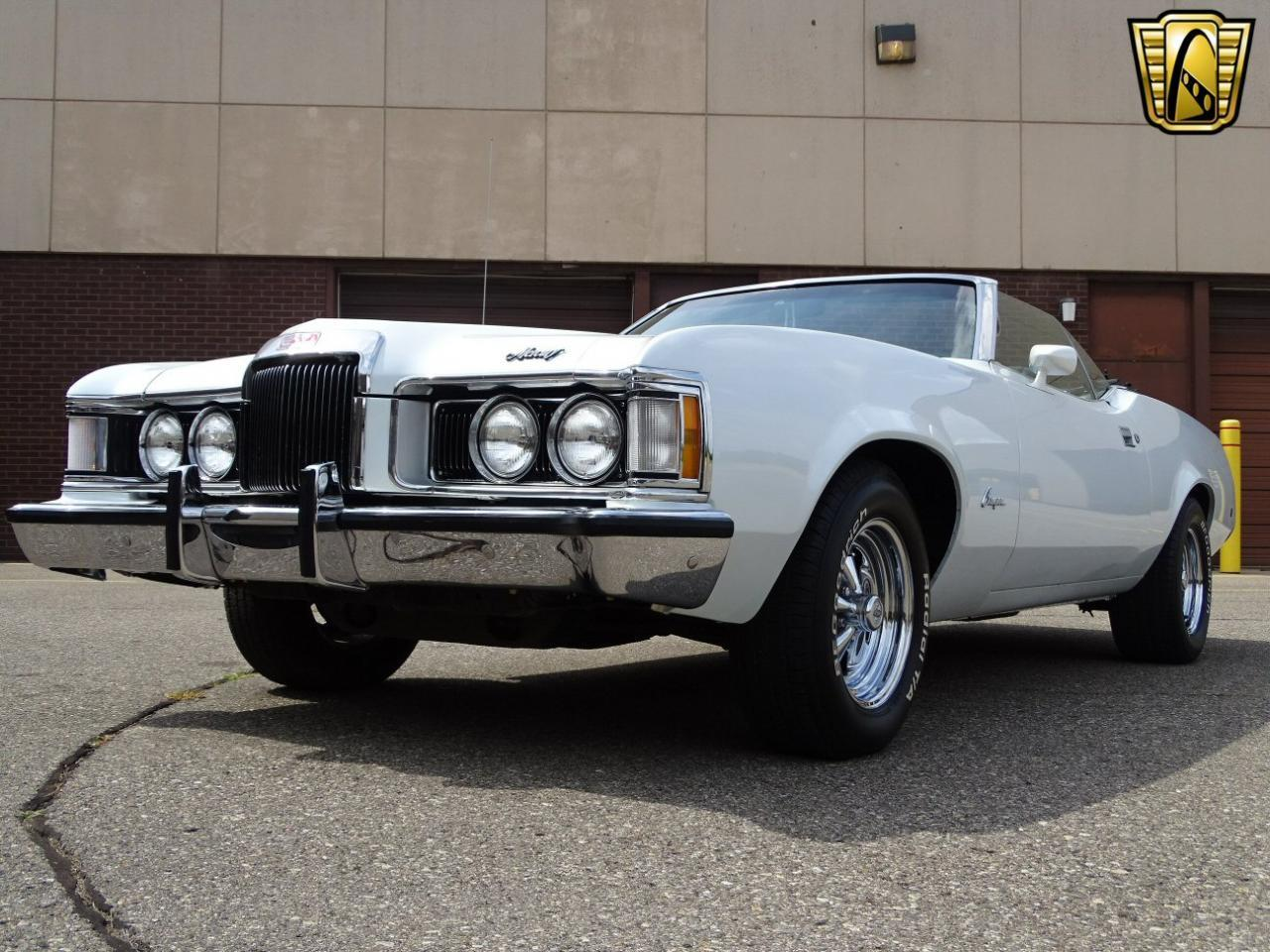 Large Picture of 1973 Mercury Cougar located in Michigan - $19,995.00 Offered by Gateway Classic Cars - Detroit - LCNZ