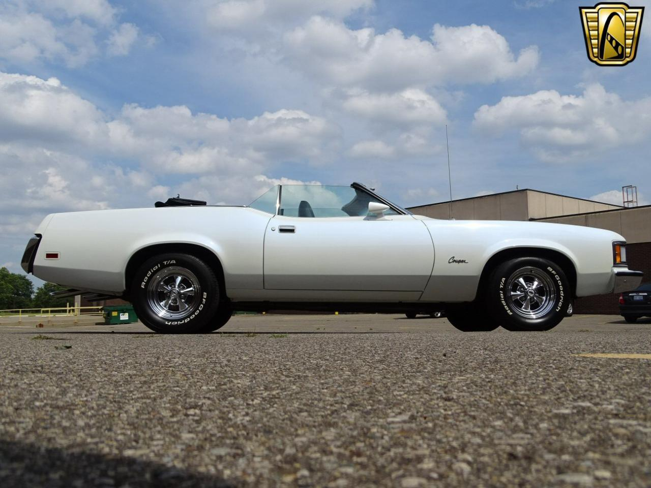 Large Picture of 1973 Mercury Cougar Offered by Gateway Classic Cars - Detroit - LCNZ
