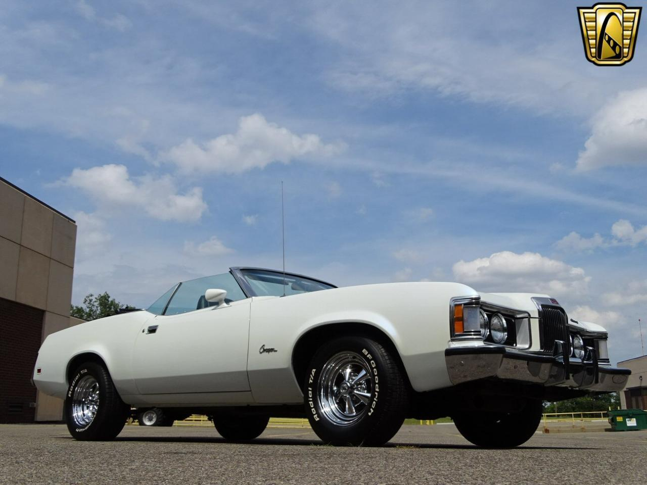 Large Picture of Classic '73 Mercury Cougar - $19,995.00 Offered by Gateway Classic Cars - Detroit - LCNZ