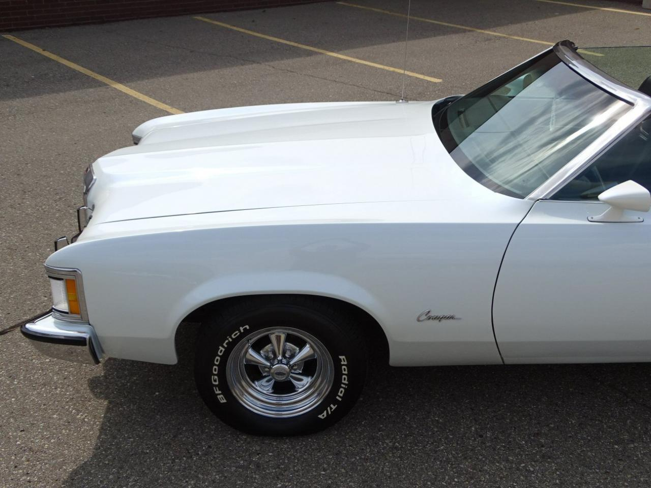 Large Picture of 1973 Mercury Cougar located in Dearborn Michigan Offered by Gateway Classic Cars - Detroit - LCNZ
