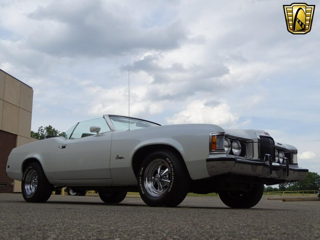 Large Picture of Classic '73 Cougar Offered by Gateway Classic Cars - Detroit - LCNZ