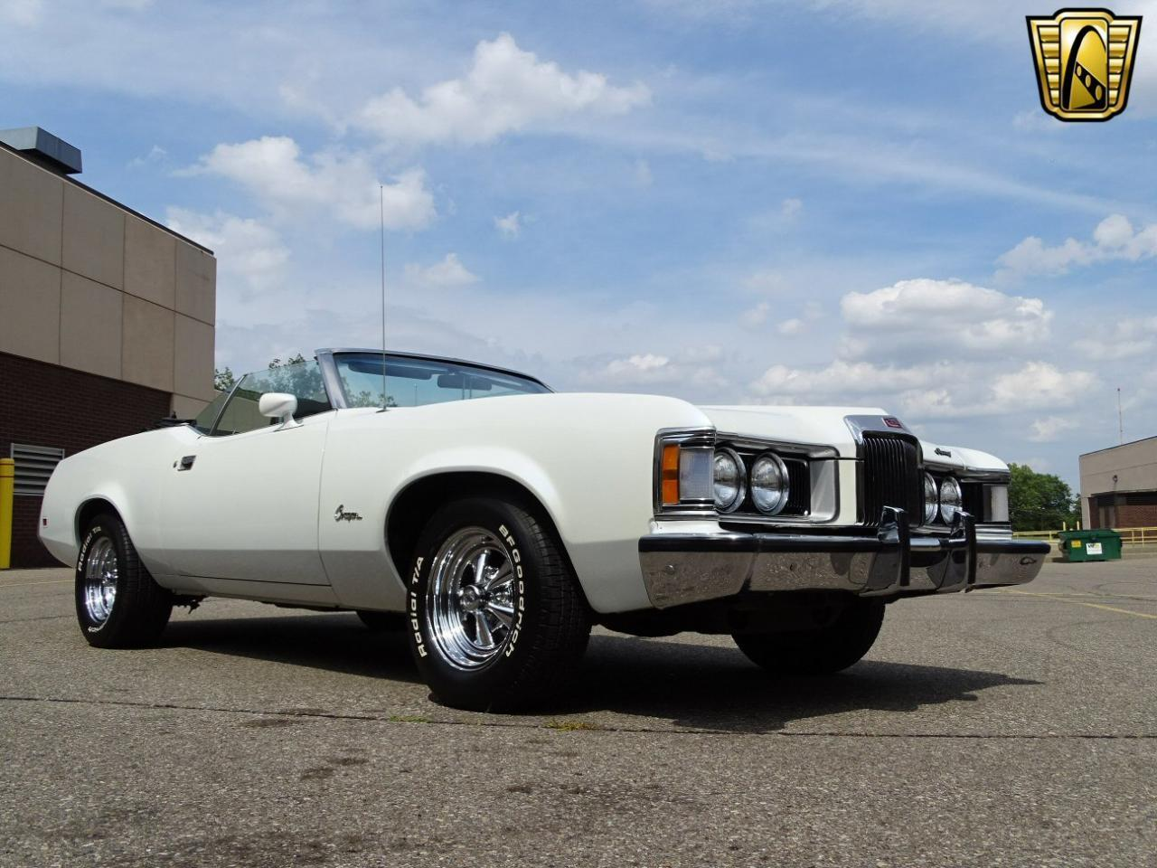 Large Picture of Classic 1973 Mercury Cougar located in Michigan Offered by Gateway Classic Cars - Detroit - LCNZ