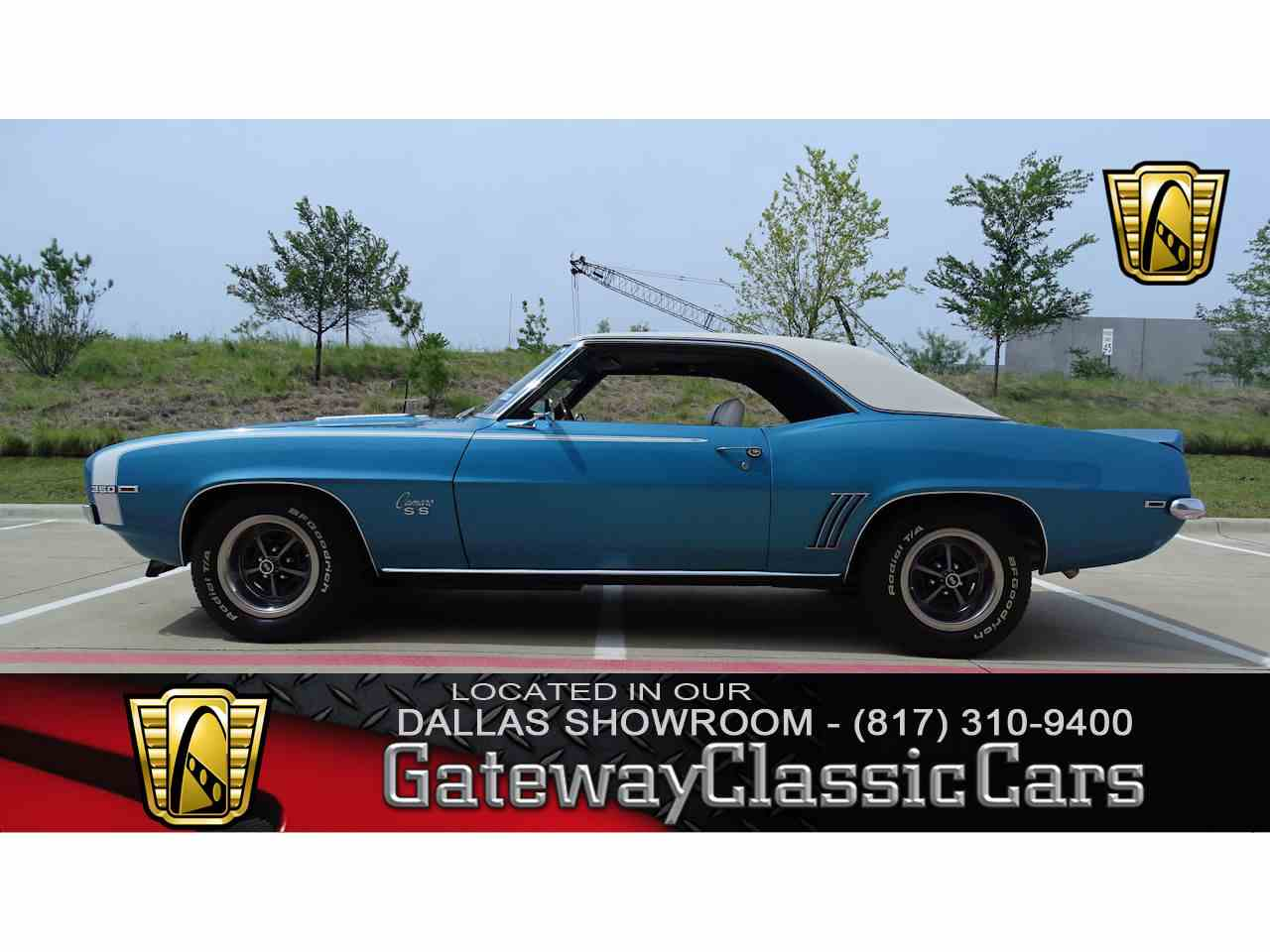 1969 Chevrolet Camaro for Sale   ClassicCars.com   CC-996192