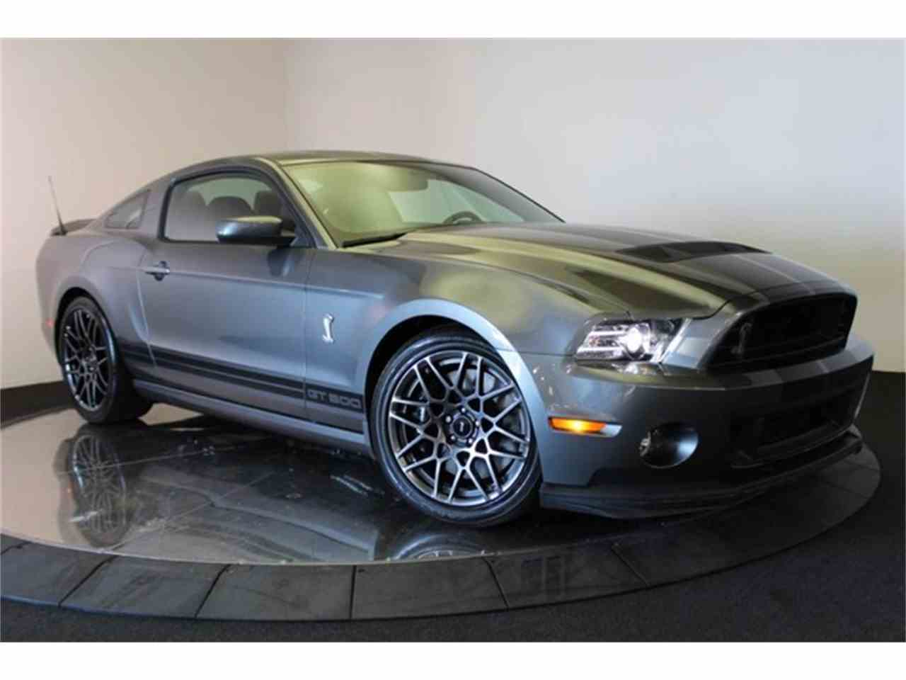 Large Picture of '13 Mustang - LCP6