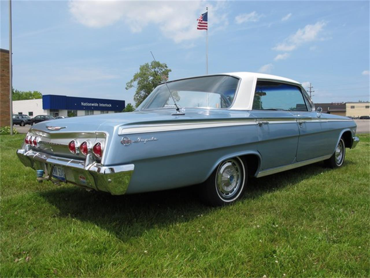 Large Picture of '62 Impala - LCPR