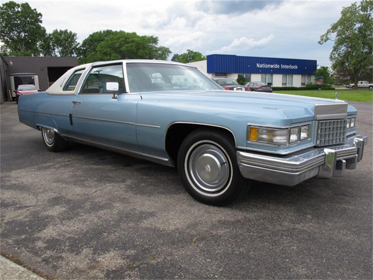 Large Picture of '76 Coupe DeVille - LCPW