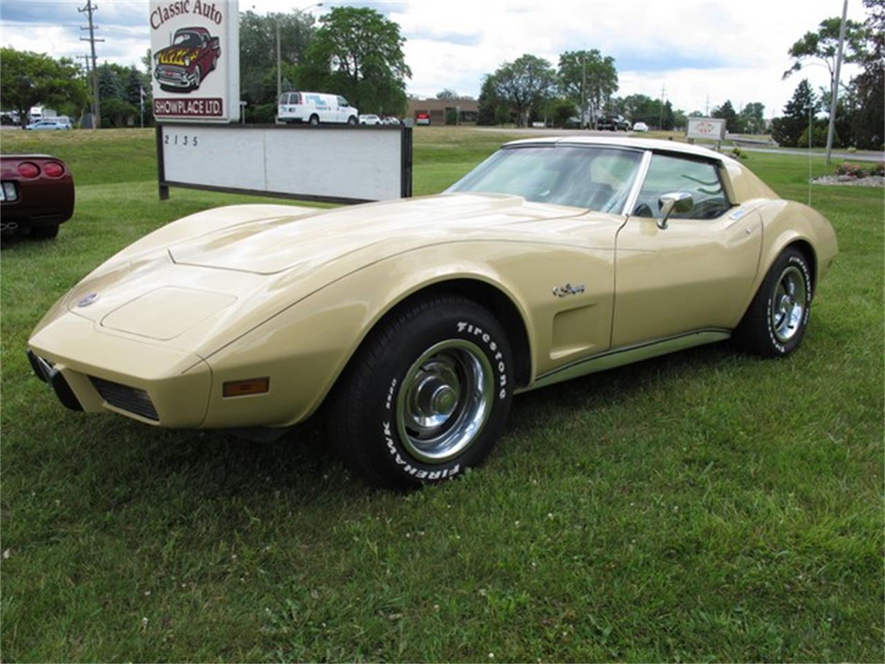 Large Picture of '76 Corvette - LCPZ