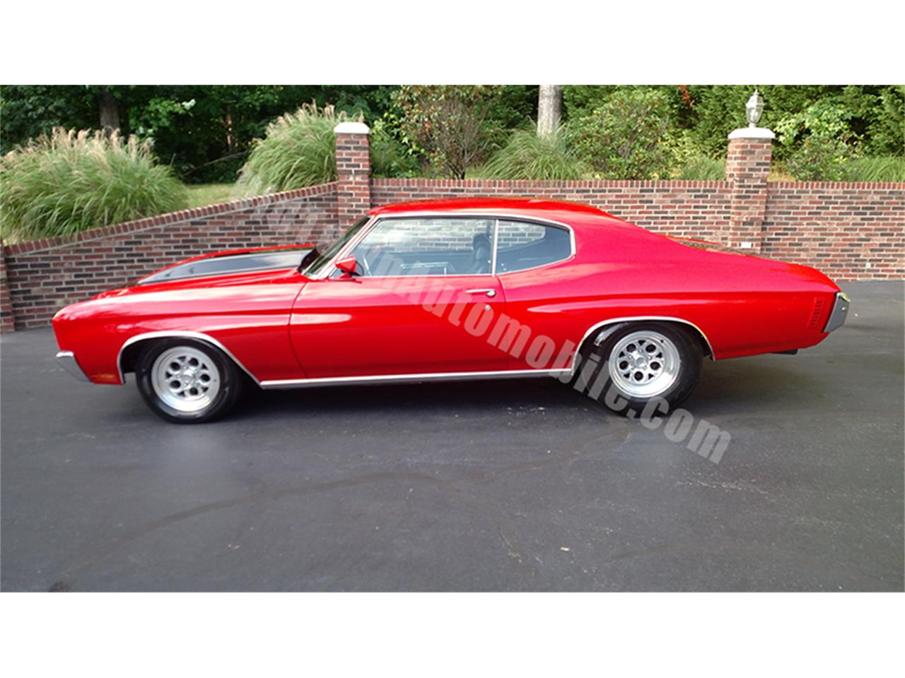 Large Picture of Classic 1970 Chevrolet Chevelle located in Huntingtown Maryland - LCQA