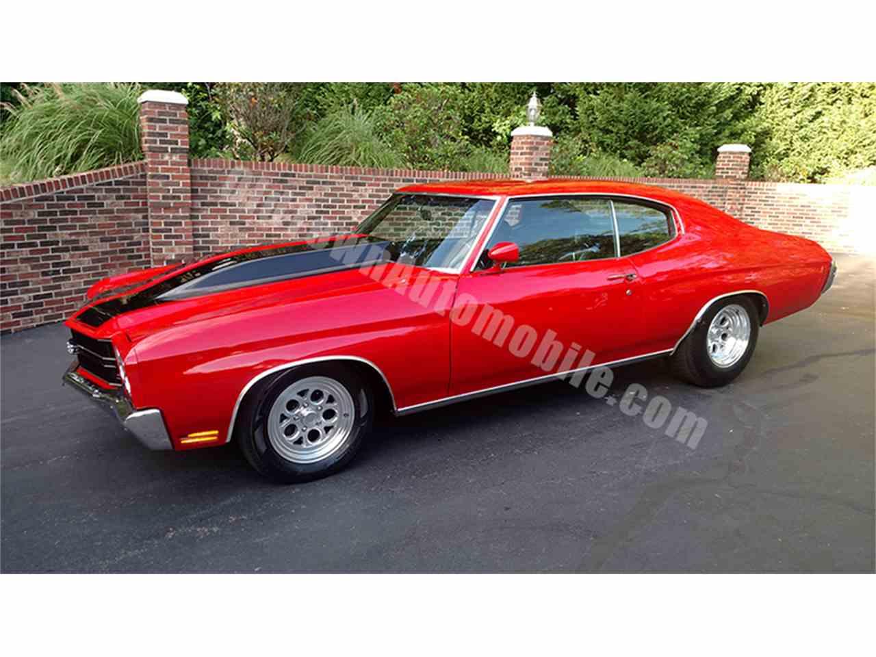 Large Picture of '70 Chevelle - LCQA