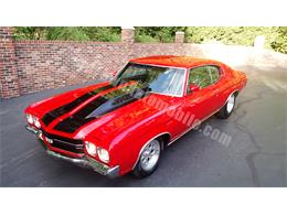 Picture of 1970 Chevelle located in Maryland - LCQA