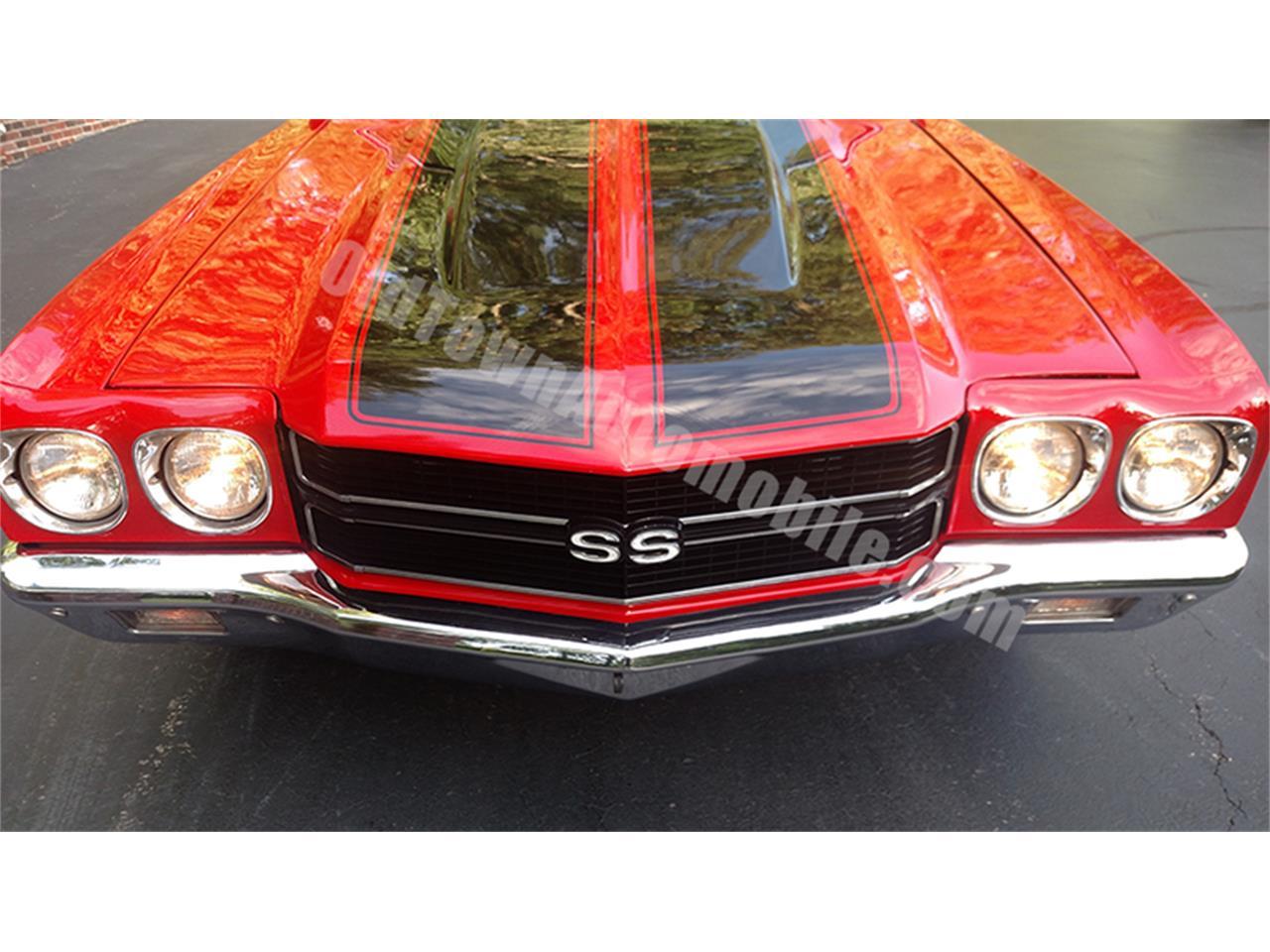 Large Picture of Classic '70 Chevrolet Chevelle - LCQA