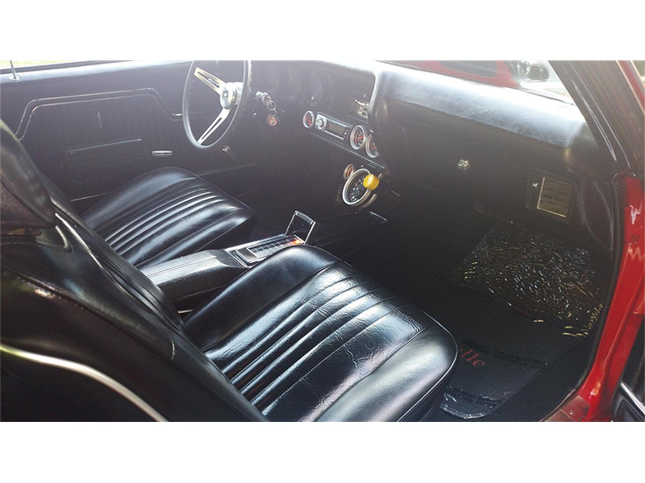 Large Picture of 1970 Chevelle located in Maryland - $32,900.00 Offered by Old Town Automobile - LCQA