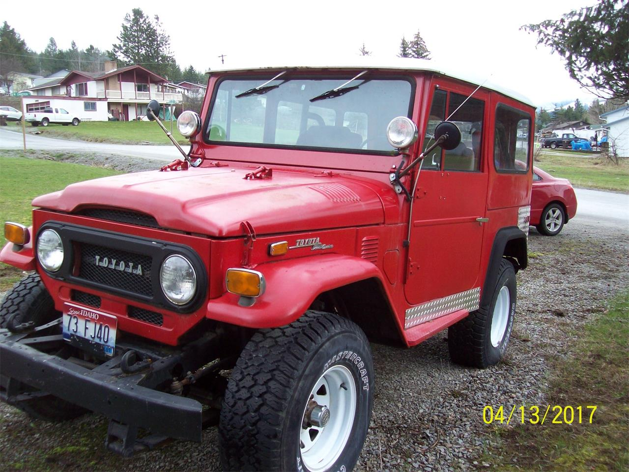 Large Picture of '73 Land Cruiser FJ - LCQO