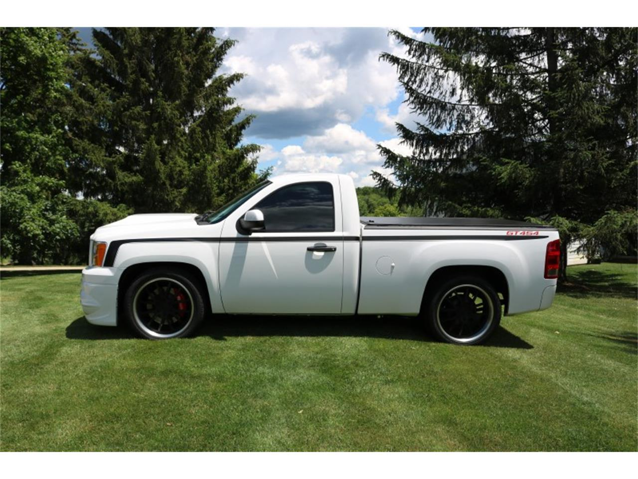 Large Picture of '12 Sierra GT 454 - LCR1