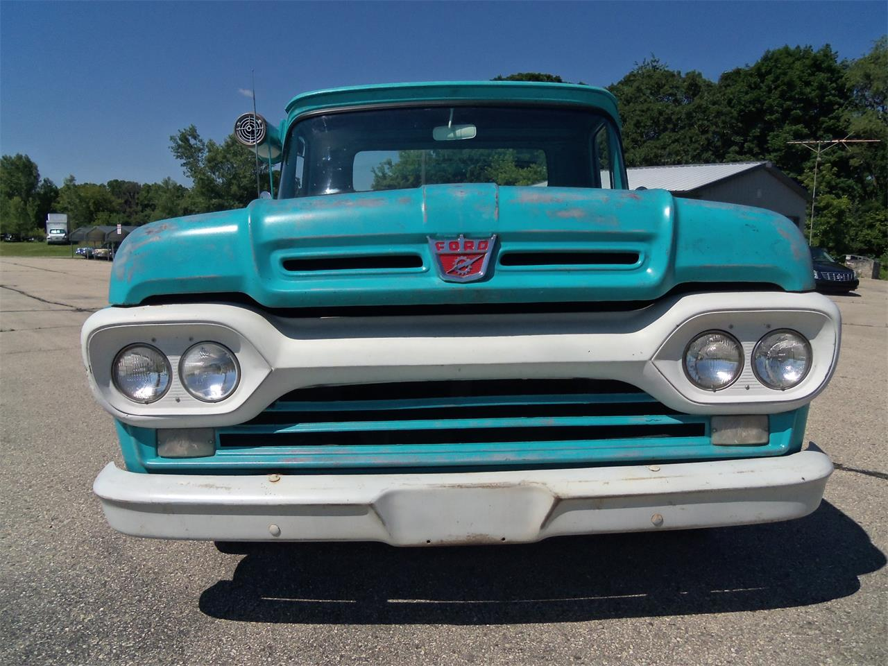 Large Picture of '60 F100 - LCSG