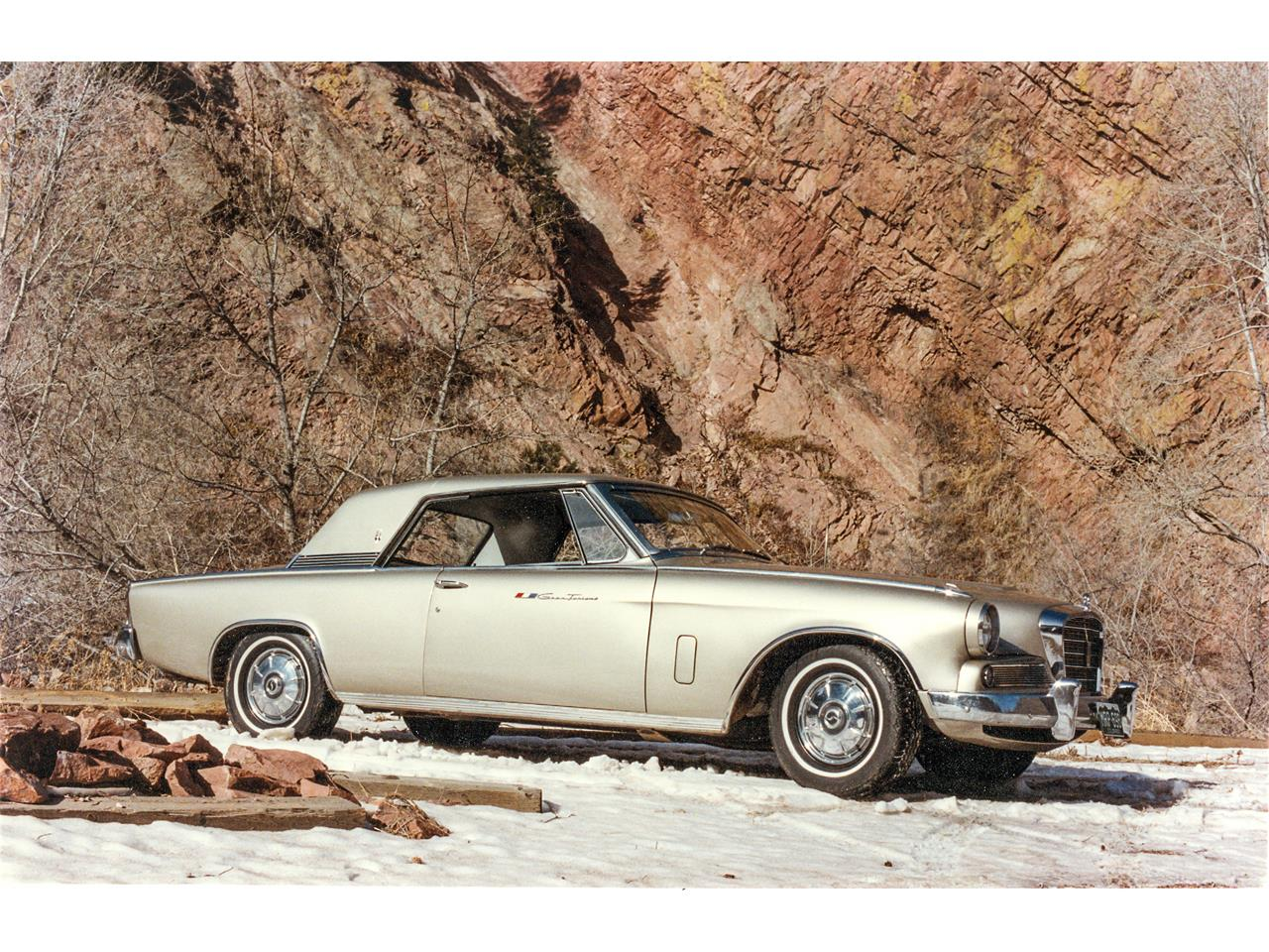 Large Picture of Classic 1964 Studebaker Gran Turismo - $21,500.00 - LCSH