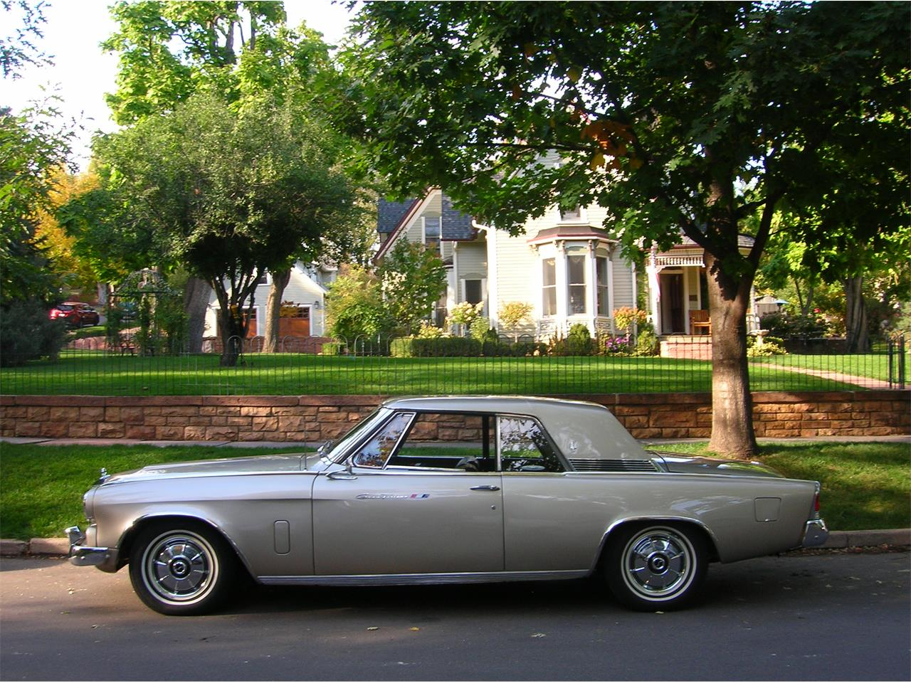 Large Picture of Classic 1964 Studebaker Gran Turismo located in Colorado Offered by a Private Seller - LCSH