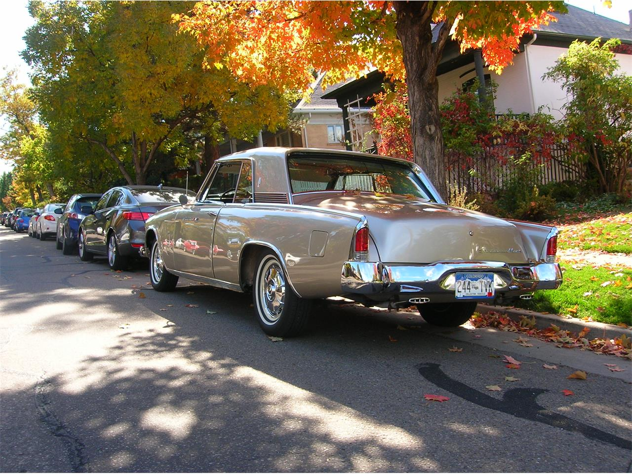 Large Picture of 1964 Studebaker Gran Turismo located in Colorado - LCSH