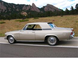 Picture of Classic '64 Studebaker Gran Turismo located in Boulder Colorado - $21,500.00 Offered by a Private Seller - LCSH
